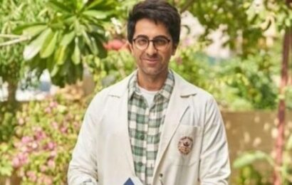 Doctor G first look: Ayushmann Khurrana dons a lab coat as he plays a medical student, see photo