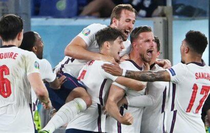 Euro 2020: A decade in waiting, Henderson finally scores for England