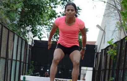 Faster, stronger than at Rio: Dutee
