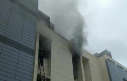 Fire breaks out at IISER-Pune building, student sustains minor injuries