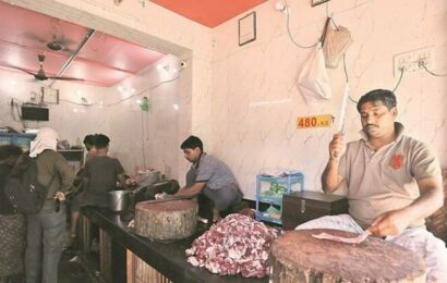 For halal meat tender, Dehradun school charged with 'promoting enmity'