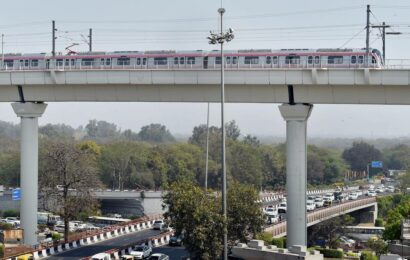 Four Pink Line stations in east Delhi to remain closed till Thursday: Metro