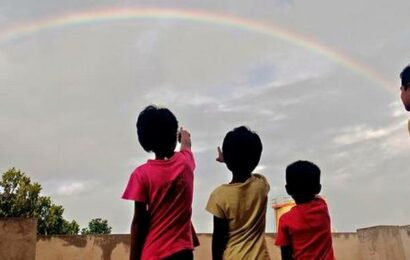 Four abandoned children rescued in Bhubaneswar