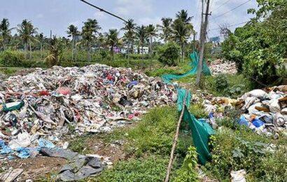 Four municipalities in Ernakulam yet to achieve progress in waste management