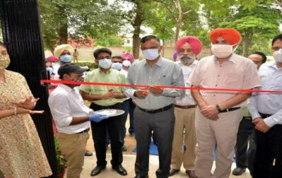 Guru Angad Dev Vet varsity starts on-campus shop for sale of dairy products