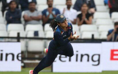 Harmanpreet credits coach Abhay Sharma after Harleen's stunning catch
