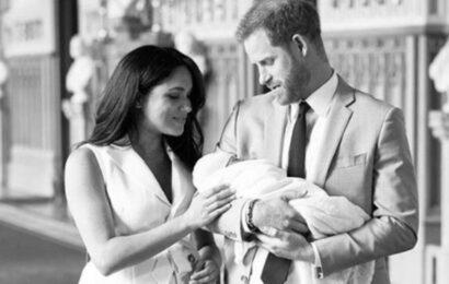 Harry, Meghan named environmental 'role models' for only having two children