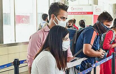 IGIA sees over 3 times jump in domestic fliers