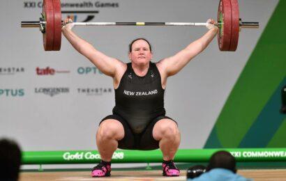 IOC backs transgender weightlifter Laurel Hubbard's selection for Tokyo Games