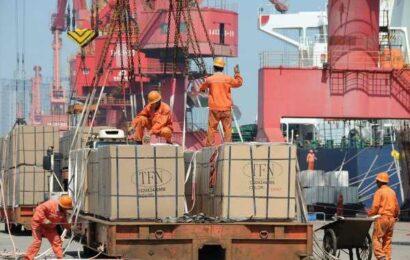 India, China trade crosses $57 billion in H1