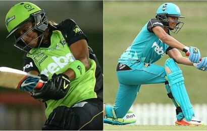 Indian players emerge as hottest overseas property in WBBL
