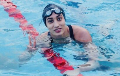 Indian swimmer Maana Patel gets Olympics confirmation through 'Universality quota'