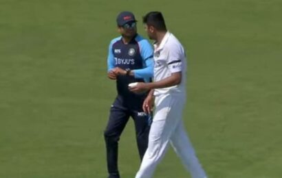 Injured Avesh Khan all but out of England series with fracture in left thumb