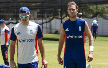 """""""It's still this kit?"""": Stuart Broad asks James Anderson as ECB identify a new squad for Pakistan series"""