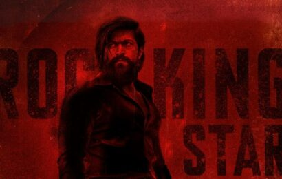 KGF 2's Tamil Nadu rights bagged by Dream Warrior Pictures, release date announcement soon
