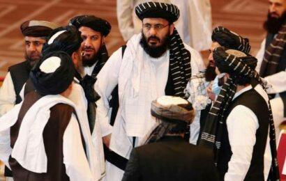 Kabul, Taliban negotiators meet in Qatar as Afghan fighting rages