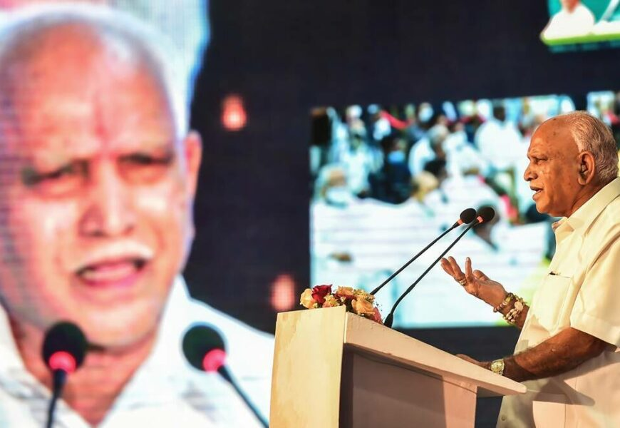 Karnataka Bengaluru Live Updates: BJP parliamentary board, legislators to decide BSY's successor, says Arun Singh