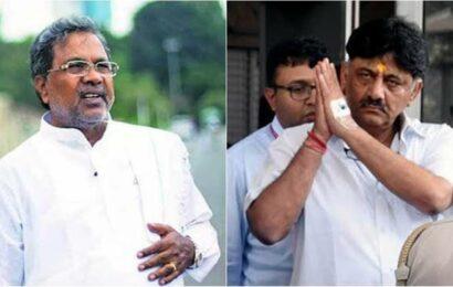 Karnataka: No CM face, Cong top brass tells Shivakumar and Siddaramaiah