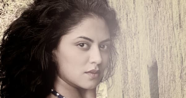 Kavita Kaushik gives a befitting reply to a troll who called her 'bhudhi ghodi laal lagaam'