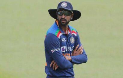 Krunal Pandya tests positive for COVID-19, 2nd India-Sri Lanka T20 postponed