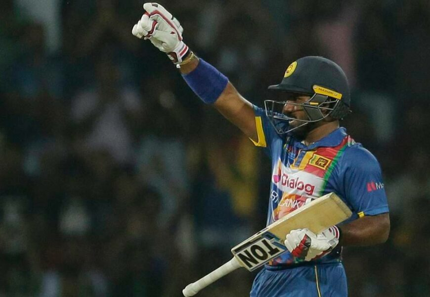Kusal Perera ruled out of India series due to injury: Report