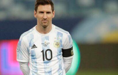 Lionel Messi's Argentina heavy favorite vs Ecuador in Copa quarters
