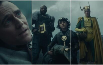Loki Episode 4: Explaining the explosive post-credits scene, and the Time-Keepers reveal