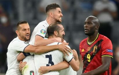 Longtime tormentor Italy stands in way of Spain at Euro 2020
