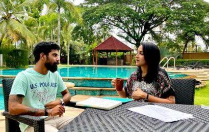 Malayalam actor Lena turns scenarist with 'Olam'