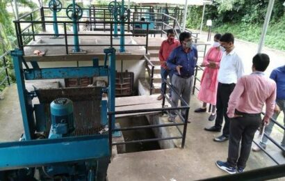 Mangaluru civic body to let out treated sewage downstream of Maravoor vented dam