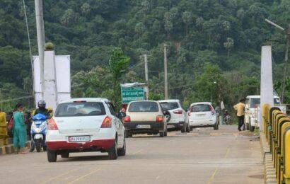 Maravoor bridge opens for traffic