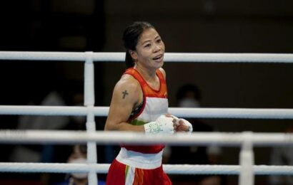 Mary Kom enters Olympic pre-quarters, Manish bows out after hard-fought loss in opening round