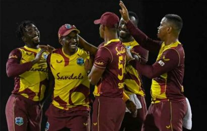 McCoy, Russell rally Windies to victory against Australia