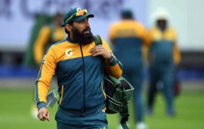 Misbah-ul-Haq says 0-3 series loss to second string England side has 'unsettled' team