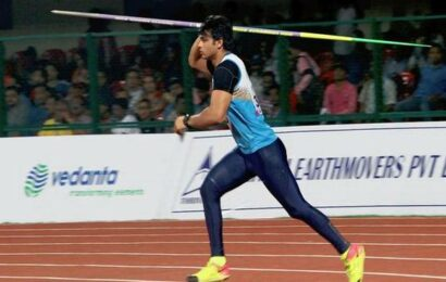 Missed natural feeling of being in world-class event but staying positive for Tokyo, says Neeraj Chopra