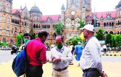 Mumbai: 14 lakh people fined during second wave for not wearing masks in public