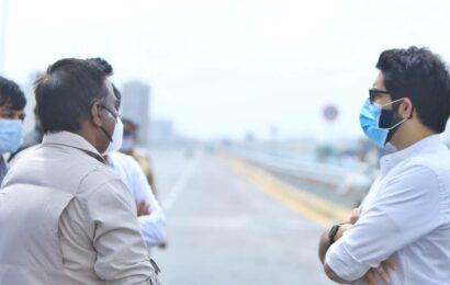 Mumbai: Three-year delay ends, GMLR flyover to be opened today