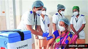 Mumbai tops in vaccinating 18-44 group, Kolhapur in 45+