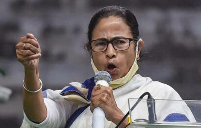 NHRC disrespected court, should not have leaked report on Bengal post-poll violence to media: Mamata Banerjee