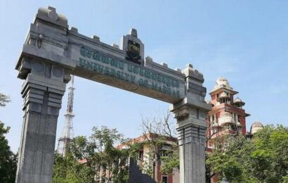 No consensus on renaming University of Madras
