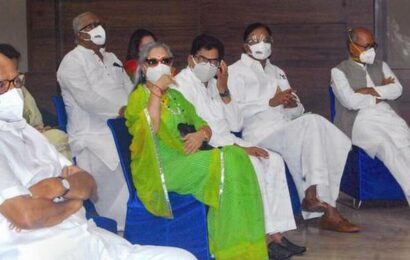 Opposition leaders remotely participate in Trinamool's Martyrs' Day