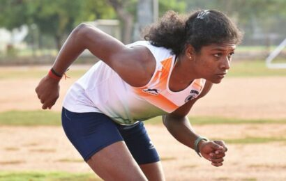 Orphaned at 5, sprinter Revathi Veeramani gears up to live Olympic dream