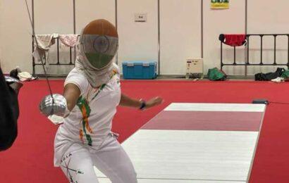 PIX: Bhavani Devi, Sushila start training in Tokyo