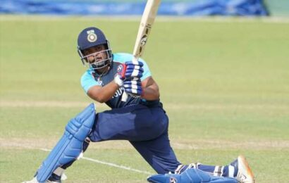 PIX: India play second intra-squad match in SL