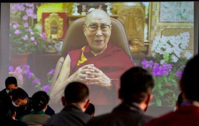 PM Narendra Modi wishes Dalai Lama on 86th birthday