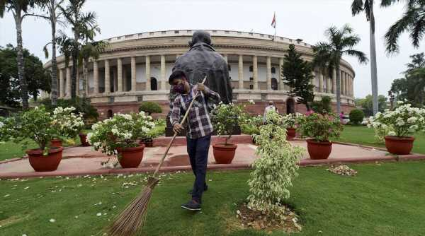 Parliament Monsoon Session LIVE: PM Modi calls for 'healthy discussions' during session, Opposition plans to corner govt