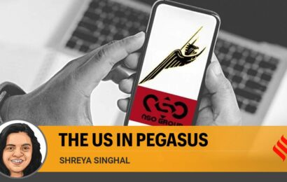 Pegasus scandal shows we cannot take privacy for granted