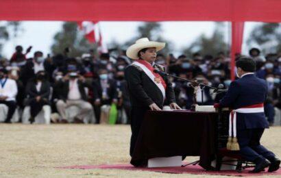 Peru's Castillo names Marxist party member as prime minister