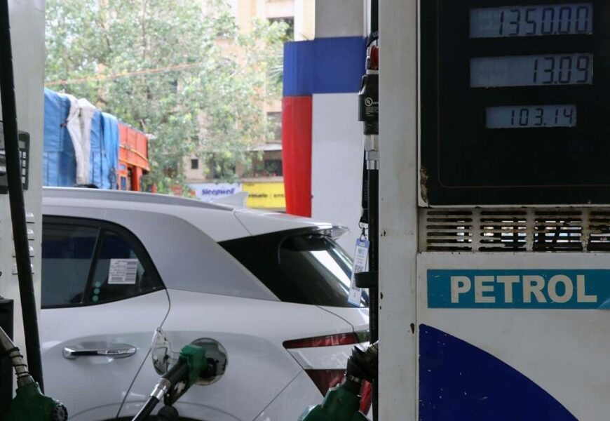 Petrol touches record high on July 15, nears Rs 110/litre in Bhopal