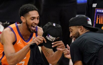 Phoenix Suns headed to first NBA Finals in almost 30 Years